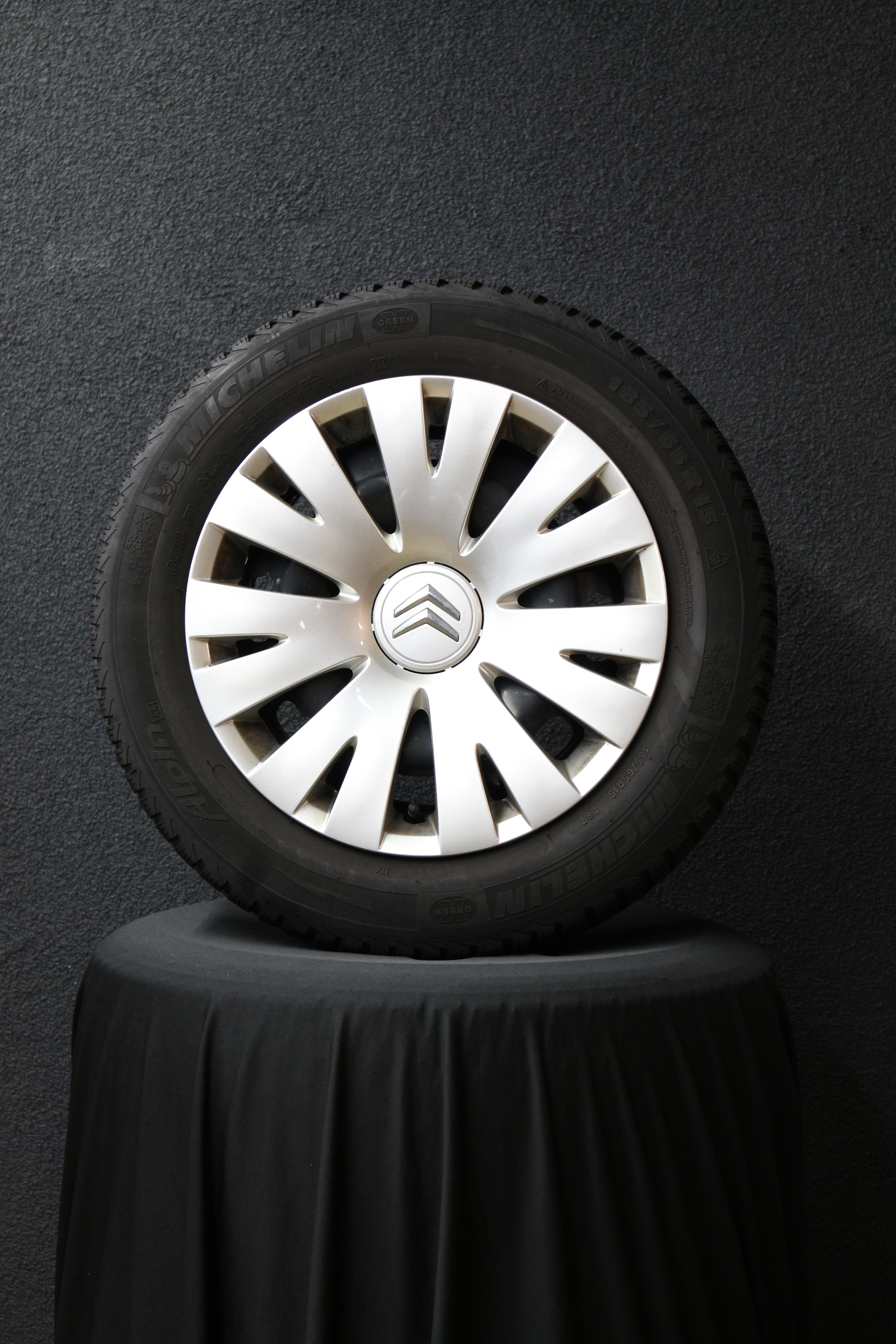 Stalen Wielen Citroën Berlingo Abc Banden Banden